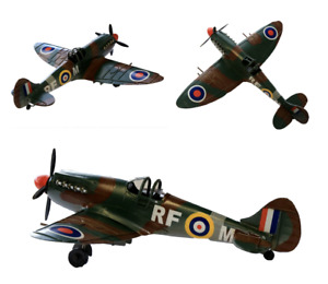 Tin Plate Model World War 2 Spitfire 2nd World War Plane RAF Military Model