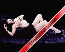 ELVIRA MISTRESS OF THE DARK CASSANDRA PETERSON 8x10 PHOTO #7780