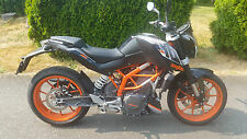 KTM Duke 390 and RC390 lowering kit.