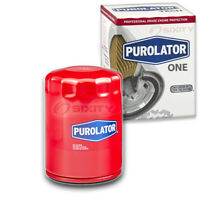 Purolator ONE Engine Oil Filter for 1970-1972 Buick GS 455 - Long Life pd