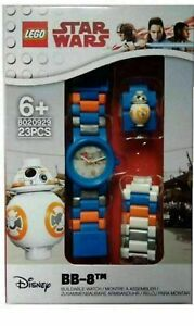 Lego Star Wars BB-8 Buildable Watch with Minifig Last Jedi 8020929