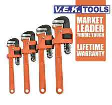 BAHCO TOOLS PLUMBING CONSTRUCTION TRADE STILLSON PIPE WRENCH KIT-SP