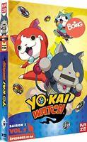 Yo-kai Watch - Saison 1 Vol. 3/3 // DVD NEUF