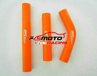 For KTM 250SX 250 SX 2007 2008 2009 Silicone Radiator Hose 07 08 09 orange