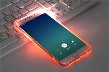 Shockproof Hybrid Flash Lights Bumper Soft Case For Samsung Galaxy Phone Cover Q