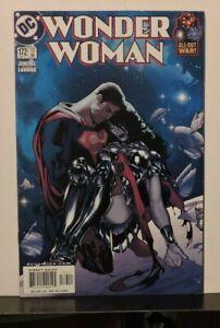 Wonder Woman #172 September 2001