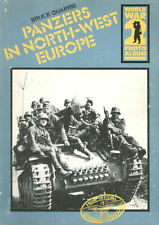 WW2 PHOTO ALBUM PANZERS IN NORTH-WEST EUROPE TANKS PZKW SPG JAGD TANK DESTROYERS