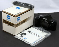 Minolta 3700i 35mm Film Autofocus SLR Camera Body Only - Mint (Box)