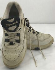 Spalding White & Black Athletic Shoes 1996 Production Date Women's Size 7