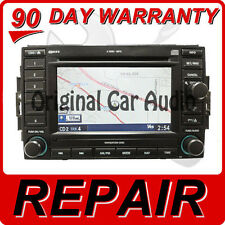 REPAIR CHRYSLER 300 DODGE Ram JEEP REC Navigation Radio 6 CD Disc Changer FIX