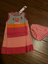 Boboli Dress Size 12 Month