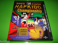 2003 HAPKIDO CHAMPIONSHIP-SPECIAL EDITION-Jin Jung Kwan-SELF DEFENSE-from KOREA