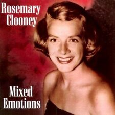 ROSEMARY CLOONEY ~ MIXED EMOTIONS NEW CD ALBUM 25 Great Songs