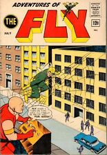 ADVENTURES OF THE FLY (1959 Series) #26 Very Good Condition