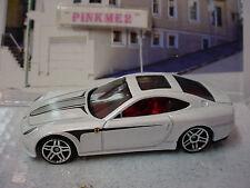 2014 Ferrari 5-pack Design Ex 612 SCAGLIETTI ☆White pearl ☆New LOOSE Hot Wheels