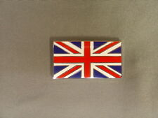 NEW  MG ENAMEL UNION JACK FLAG DECAL BADGE