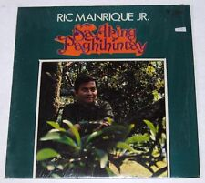 Philippines RIC MANRIQUE Sa Aking Paghihintay OPM LP Record