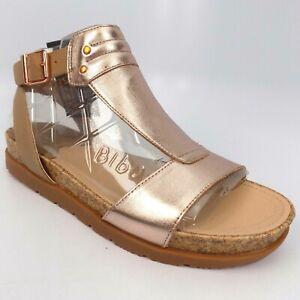 CAT Caterpillar Mystic Metallic Women Sandals Size 9.5 M EU 40.5 AL6517
