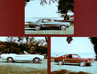 1968 Ford Dealer Promo - Mustang Makes It Happen  Film CD MP4 Format