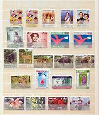 BANGLADESH MNH MH Collection Sport Airs (100+)(NT 4316