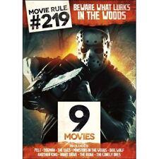 Movie Rule #219: Beware What Lurks in the Woods [DVD] [2014]