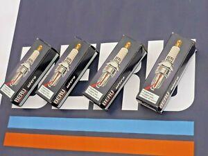 Set of 4 original BERU Z58 = 14-7CU ultra spark plugs NEW in BOX NOS 0001335707