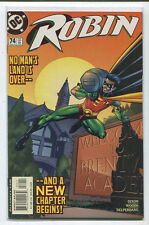 Robin #74 No Man's Land Is Over And A New Chapter Begins    Near Mint CBX16