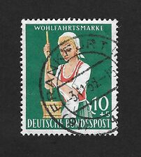Germany - 1958 Charity Stamps (X2)