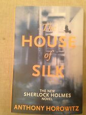 The House of Silk: The New Sherlock Holmes Novel (Sherlock Holmes Novel 1),