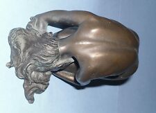 ideal gift erotica erotic sexy naked nude woman by veronese 2010. not bronze