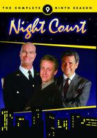 Night Court: The Complete Ninth Season [3 Discs] (REGION 0 DVD New) DVD-R