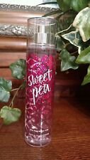 Bath and body works body mist in Sweet pea scent