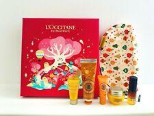 L'Occitane Immortelle Divine 5pc Gift Set: Serum, Cream, Hand cream, Lip balm
