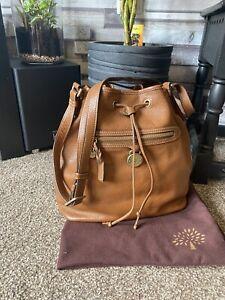 Mulberry Oak Somerset Drawstring Duffle Bag