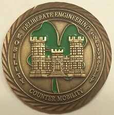 Marine Wing Support Sq 172 MWSS-172 OIF Engineer Ops Company Challenge Coin