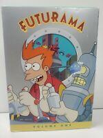 Futurama -  Compleye Volume 1 (DVD, 2009, 3-Disc Set) TV series