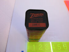 Zenith Type 14F7 Vintage Tube Still Sealed From Factory ! See All Pictures !