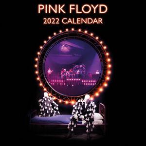 PINK FLOYD 2022 OFFICIAL CALENDAR 30X30 cm *FAST UK DISPATCH*