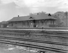 Photo. 1954-5. Mimico, Toronto. CNR Train Station