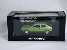 Minichamps 430 050040 vw scirocco 1974 new in box 1/43