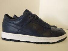 Nike Lab Dunk Lux Low UK 5 Obsidian White Navy 857587400