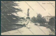 Trento città Dante cartolina EE3734