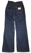 RARE 1970s Levis Owners Favorite Jeans High Waist Bell Bottoms