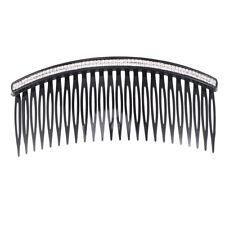 1PC 24 Teeth Hair Combs Rhinestone Fashion Shniy Hair Accessories for Lady