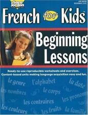 French for Kids Beginning Lessons by Marie-France Marcie (2006, Book, Other)