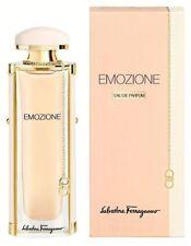 EMOZIONE * Salvatore Ferragamo 1.7 oz / 50 ml Eau de Parfum Women Perfume Spray