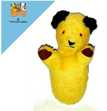 Vintage Sooty Show Toys ~ SOOTY SKITTLE ~ Plush Toy