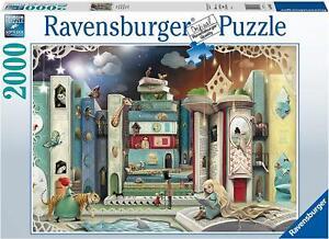Ravensburger Novel Avenue 2000pc