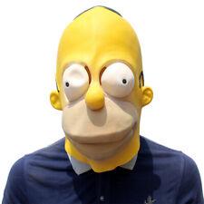 Costume Ufficiale PATTY I Simpson Adulti TV Cartoni Animati Divertenti Novità Costume