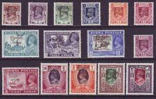 Burma 1947 SC 70-84 MH Set